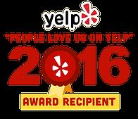 Yelp Award