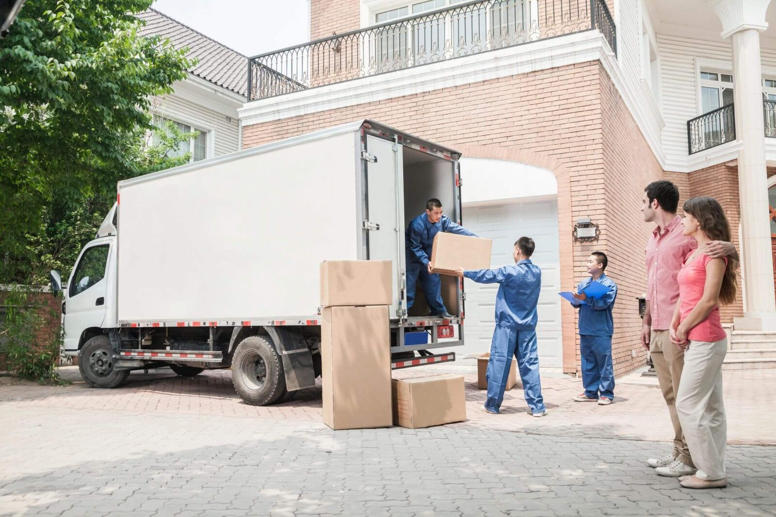 The Best Moving Companies in Orange County