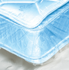 TWIN MATTRESS COVER POLY 2ML