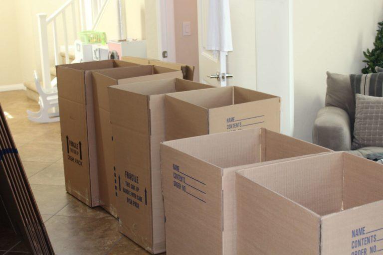7 Tips to Make Packing Easier