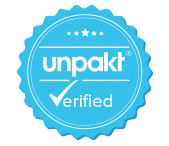 Pro Movers are verified by Unpakt.