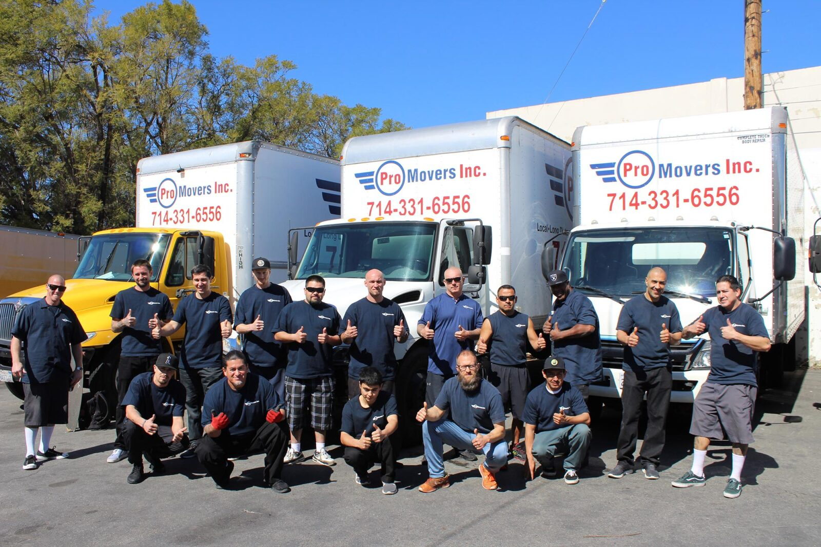 Why choose Pro Movers Inc. as the best moving company?