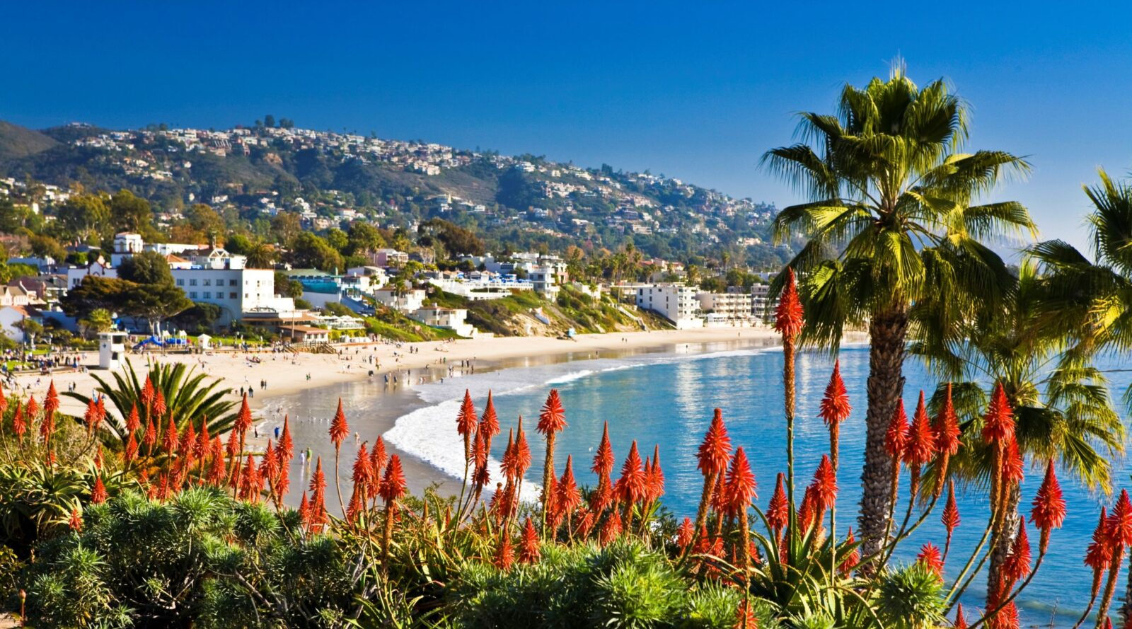Laguna Beach is a beautiful place to live. Pro Movers will help you with relocation.