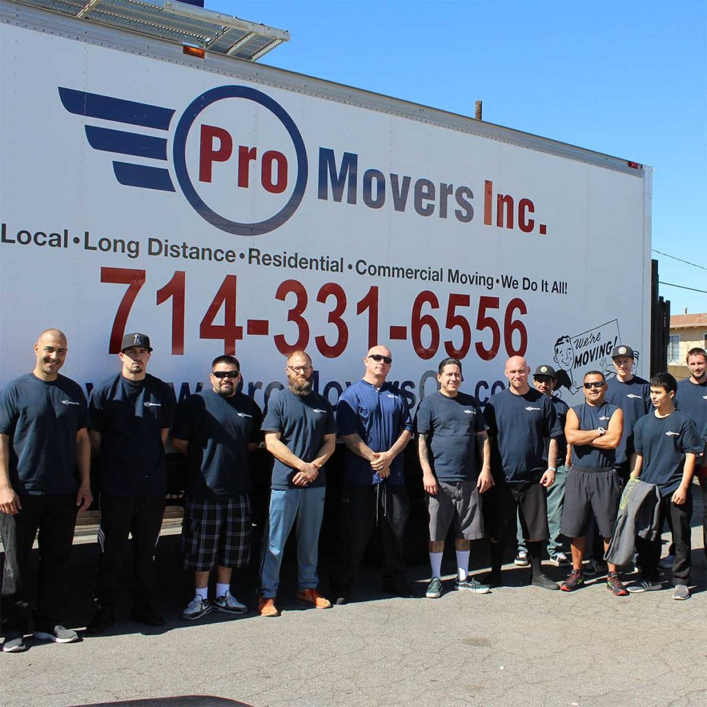 Here is our team of movers.
