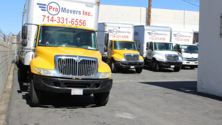 Long Distance Moving Company in Orange County.