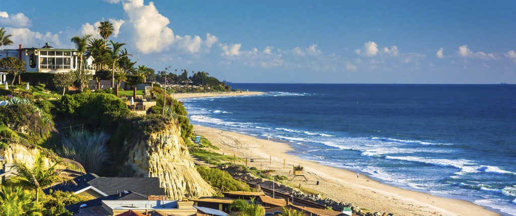 Beautiful beaches of San Clemente will get you amazed.