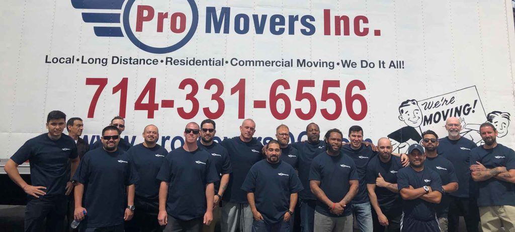 Licensed movers in Orange County will help you with moving to a new house with a dog.