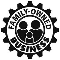 Family-owned business.