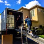 Residential moves in Orange County.
